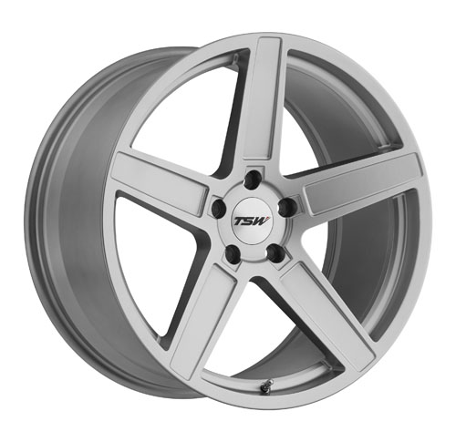 TSW Wheels Ascent Gunmetal