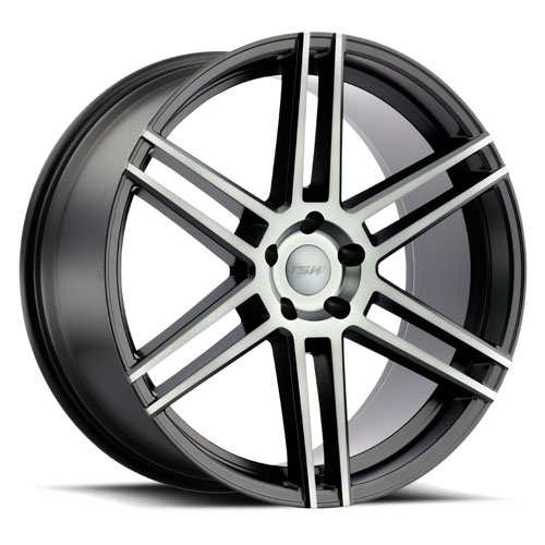 TSW Wheels Autograph Black