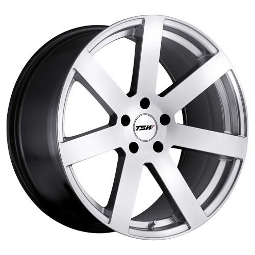 TSW Wheels Bardo Silver