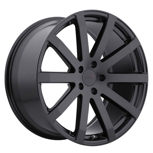 TSW Wheels Brooklands Black