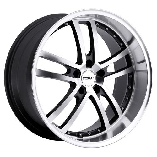 TSW Wheels Cadwell Gunmetal