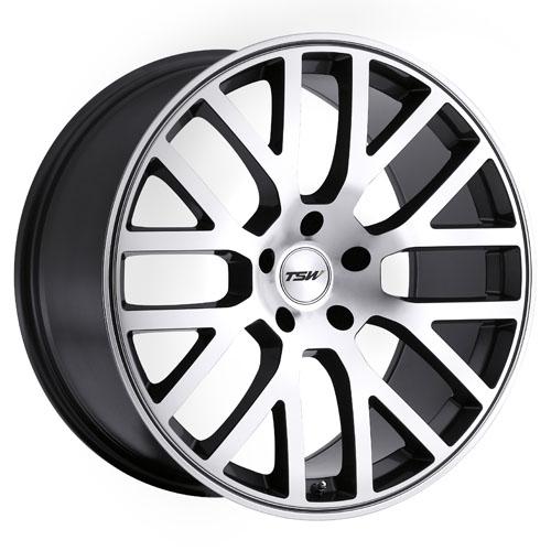 TSW Wheels Donington Gunmetal
