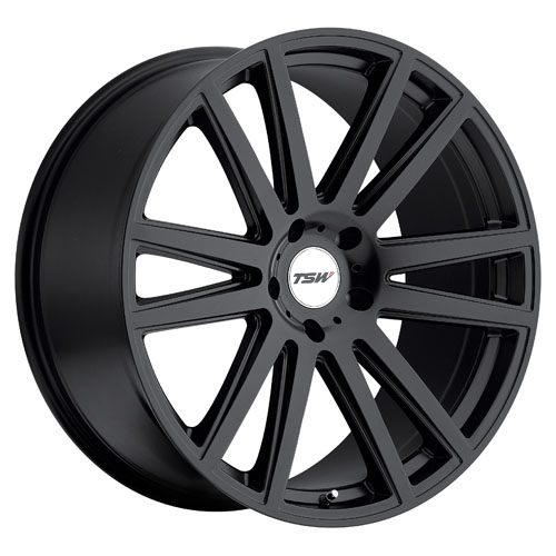 TSW Wheels Gatsby Black