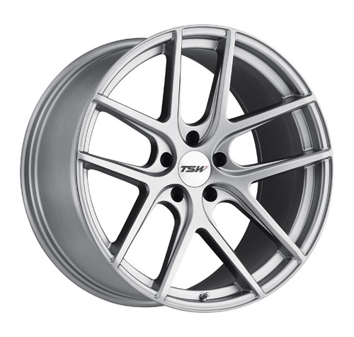 TSW Wheels Geneva Gunmetal