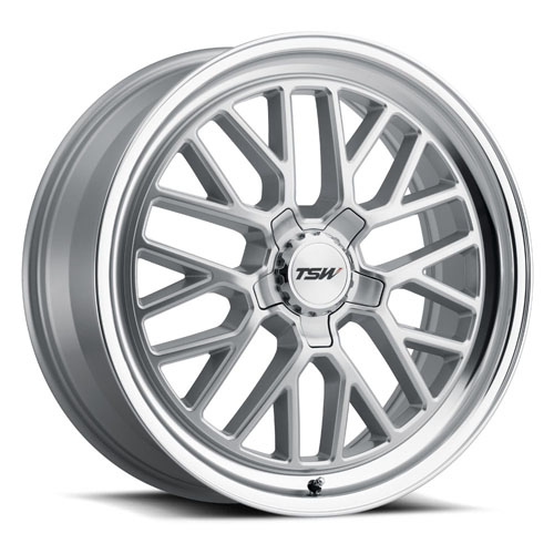 TSW Wheels Hockenheim S Silver