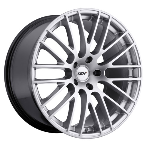 TSW Wheels Max Silver