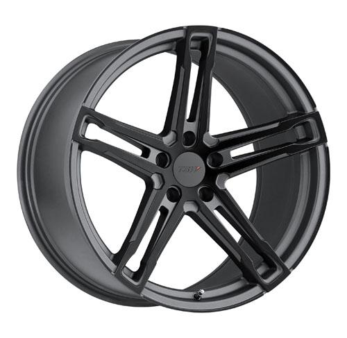 TSW Wheels Mechanica Gunmetal