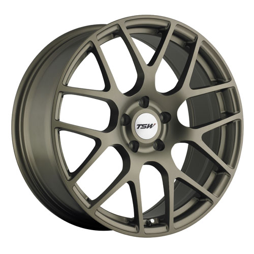 TSW Wheels Nurburgring Bronze