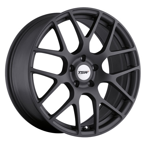 TSW Wheels Nurburgring Gunmetal