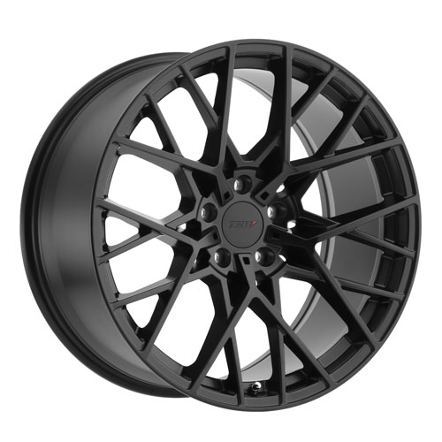 TSW Wheels Sebring Black