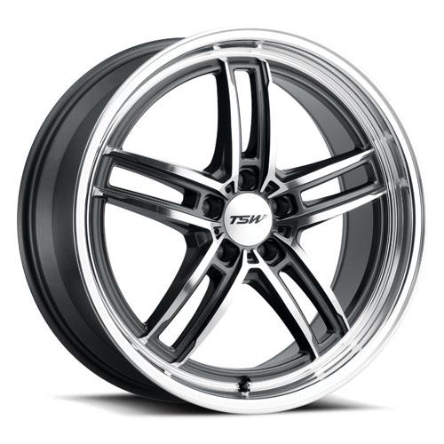 TSW Wheels Suzuka Gunmetal
