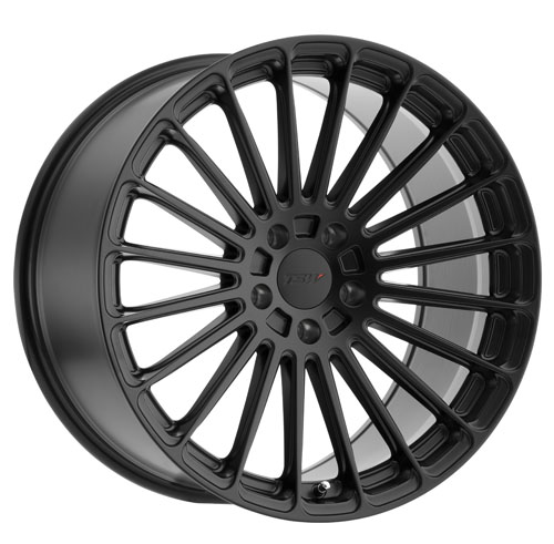 TSW Wheels Turbina Black
