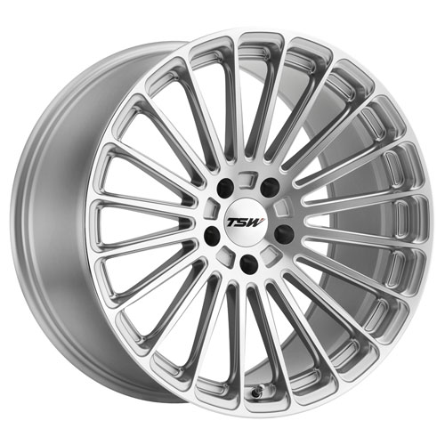 TSW Wheels Turbina Gunmetal