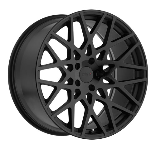 TSW Wheels Vale Black