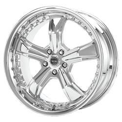 - Wheel Specials - American Racing Wheels AR698 Chrome