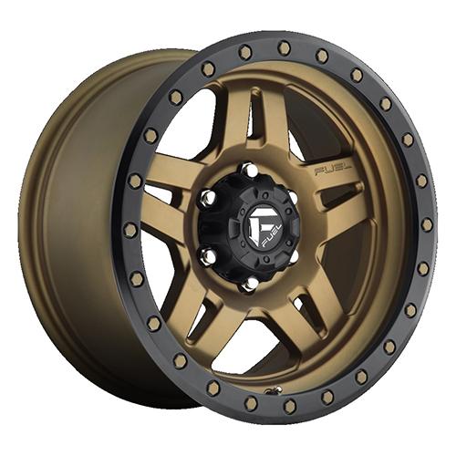 Fuel Offroad Wheels Anza Bronze