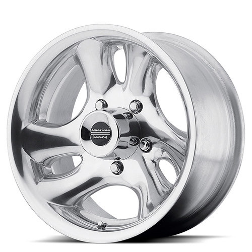 American Racing Wheels AR136  Ventura Polished