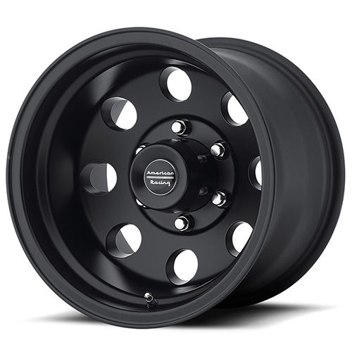 American Racing Wheels AR172  Baja Satin Black