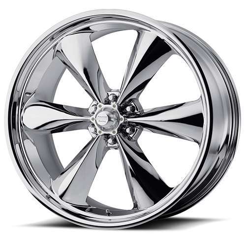 American Racing Wheels AR604  Torq Thrust St Chrome Plated
