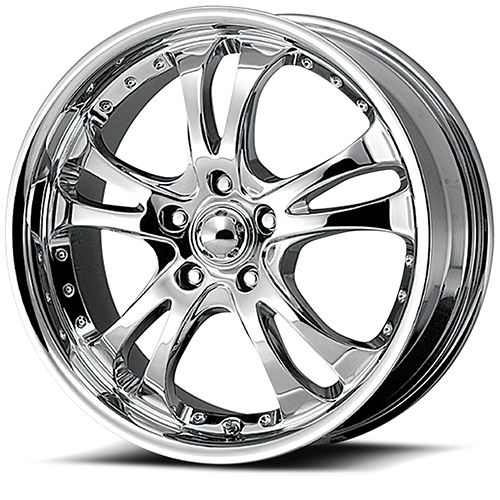 American Racing Wheels AR683  Casino Chrome Plated