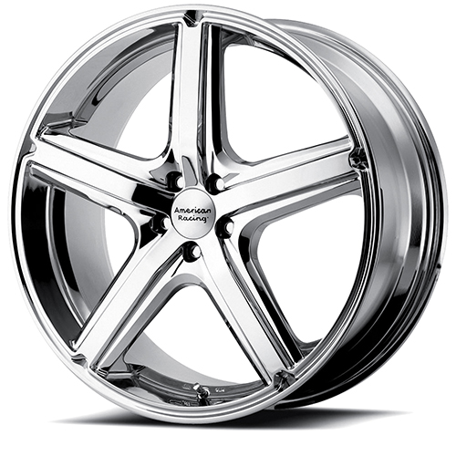 American Racing Wheels AR883  Maverick Chrome Plated