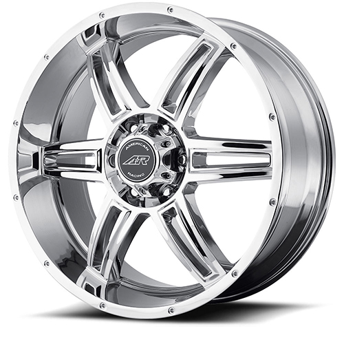 - Wheel Specials - American Racing Wheels AR890 Chrome