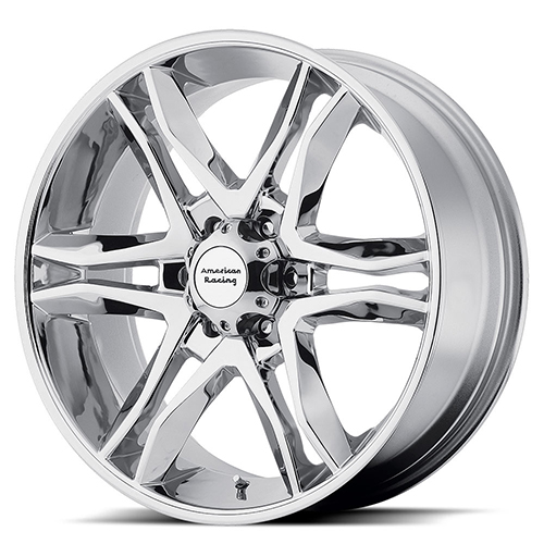 American Racing Wheels AR893  Mainline Chrome Plated