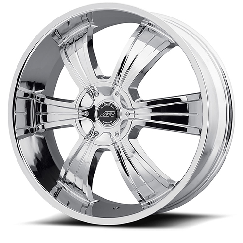 American Racing Wheels AR894 Chrome Plated