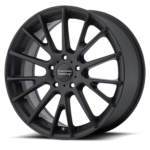 American Racing Wheels AR904 Satin Black