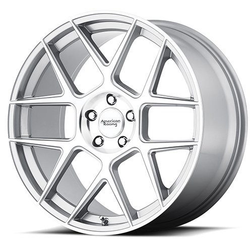 American Racing Wheels AR913 Gun Metal Machined Face