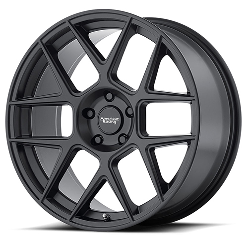 American Racing Wheels AR913 Satin Black