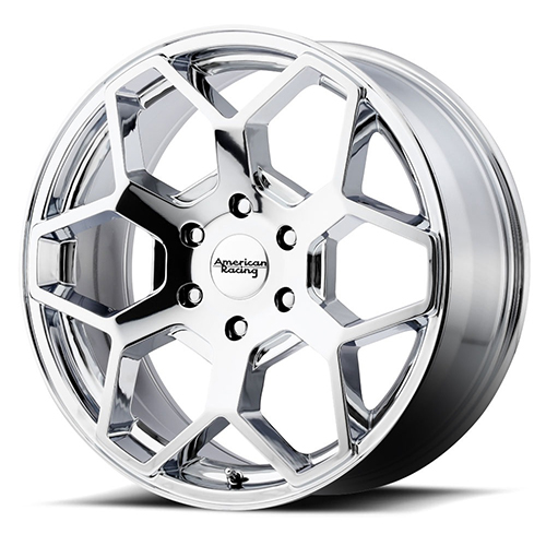 American Racing Wheels AR916 Chrome