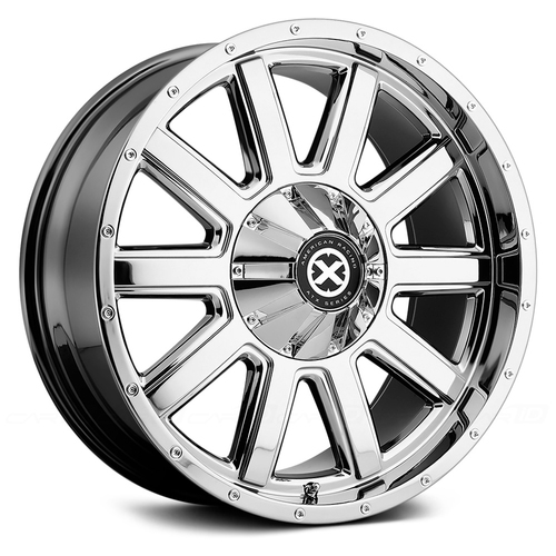 - Wheel Specials - ATX Series Wheels AX805 White Pvd