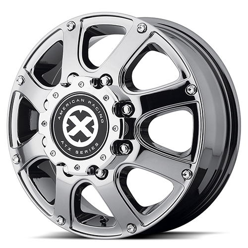 ATX Series Offroad Wheels AX189 Ledge Dually PVD Front