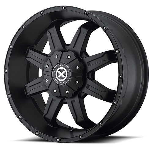 ATX Series Offroad Wheels AX192 Blade Satin Black