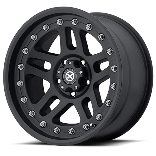 ATX Series Offroad Wheels AX195 Cornice Textured Black