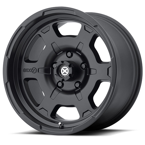 ATX Series Offroad Wheels AX198 Chamber II Satin Black