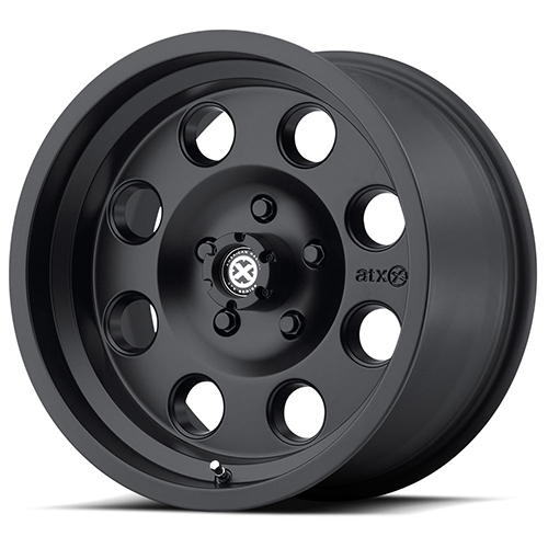 ATX Series Offroad Wheels AX199 Mojave II Satin Black