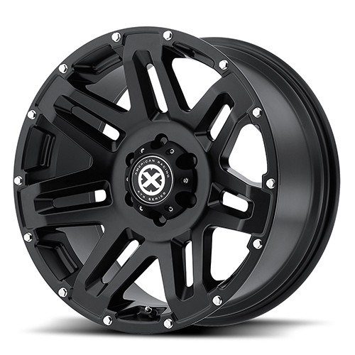 ATX Series Offroad Wheels AX200 Cast Iron Black