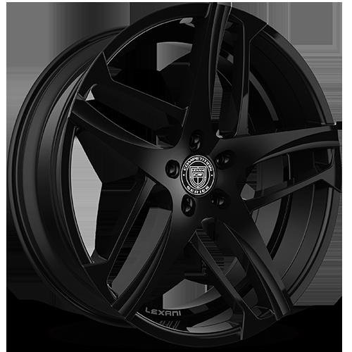 Lexani Wheels BAVARIA Gloss Black