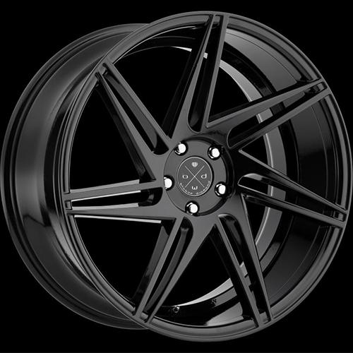Blaque Diamond Concave Wheels Blaque Diamond BD-1 Gloss Black
