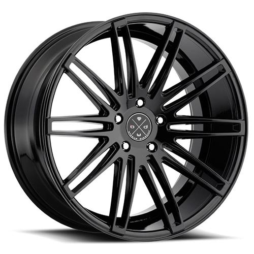 Blaque Diamond Concave Wheels Blaque Diamond BD-2 Gloss Black