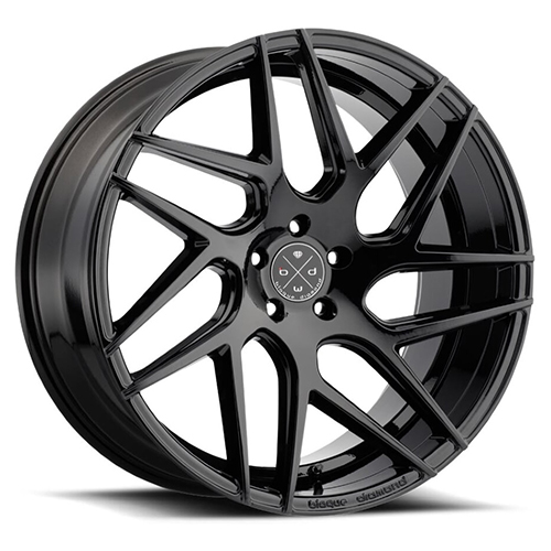 Blaque Diamond Concave Wheels Blaque Diamond BD-3 Gloss Black