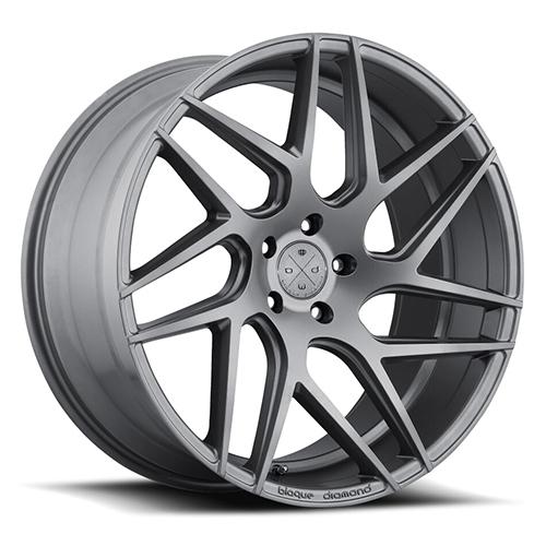 Blaque Diamond Concave Wheels Blaque Diamond BD-3 All Matte Graphite