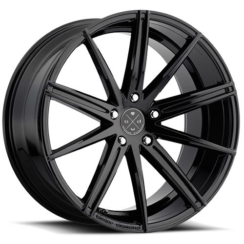 Blaque Diamond Concave Wheels Blaque Diamond BD-9 Gloss Black