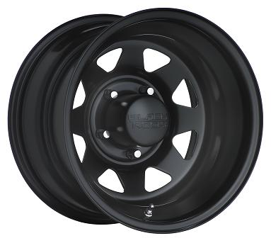 Black Rock Wheels Black Jack Matte Black