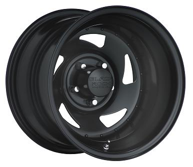 Black Rock Wheels Blade Matte Black
