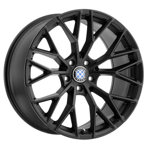 22x11 Beyern Wheels Antler Black