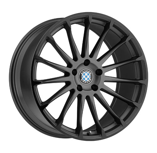 Beyern Wheels Aviatic Gunmetal