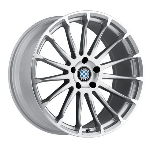 Beyern Wheels Aviatic Silver